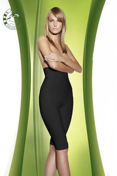 Zeštíhlující legíny nad kolena F 014 - Self Barva: béžová, Velikost: L/XL