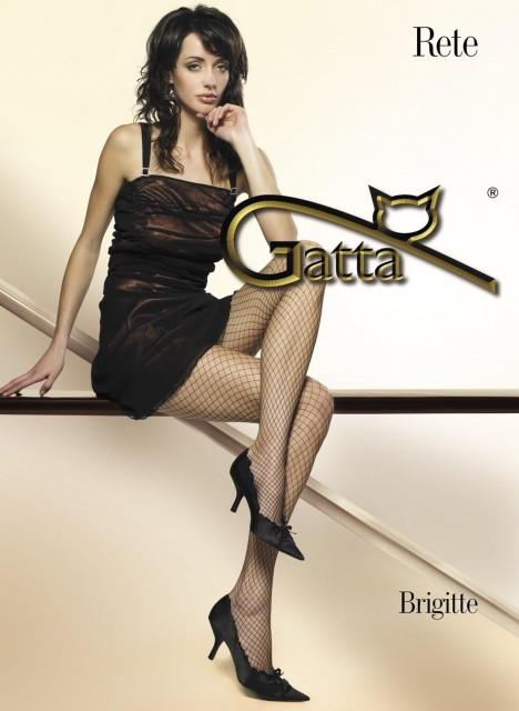 Punčochové kalhoty Brigitte 05 -Gatta barva: černá, velikost: 1-2