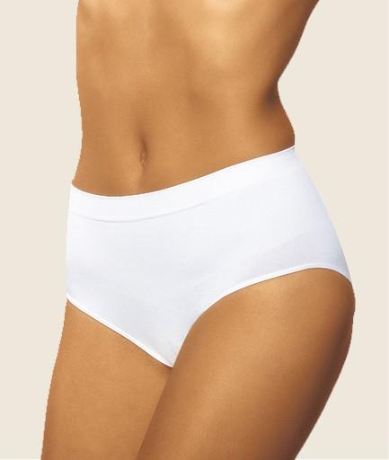 Stahovací kalhotky 50022 - Plié Barva: bílá, Velikost: S