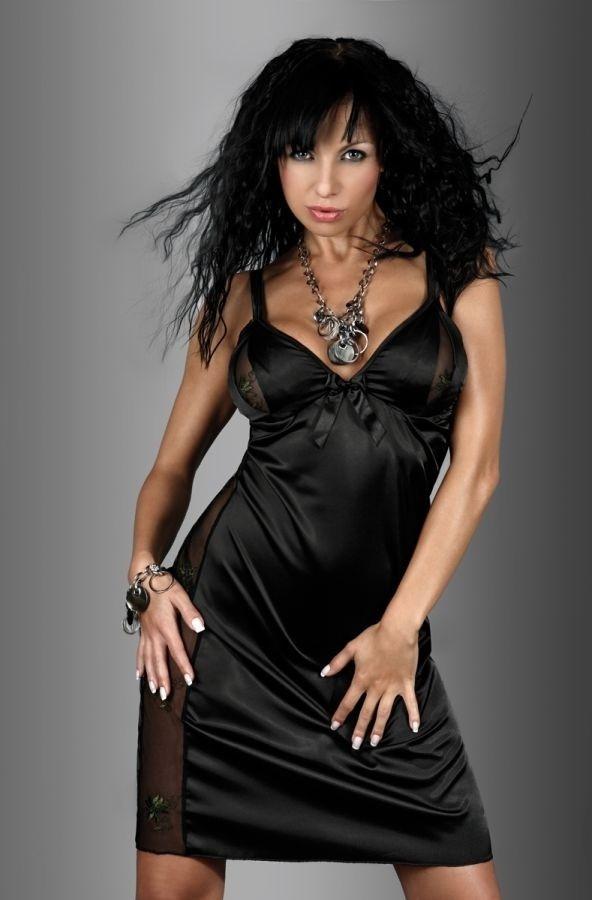 Košilka Karen-LivCo Corsetti Barva: černá, Velikost: S