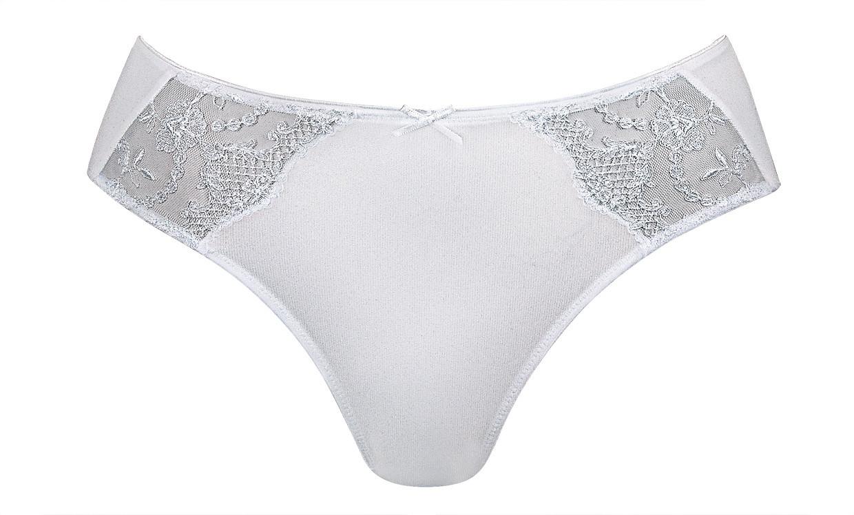 Bokové kalhotky 81316-Felina barva: bílá, velikost: 42