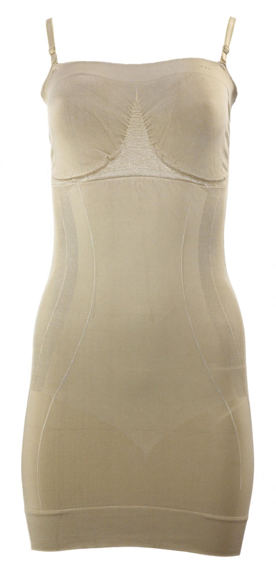 Stahující šaty Shapewear dress - Gatta Barva: černá, Velikost: M