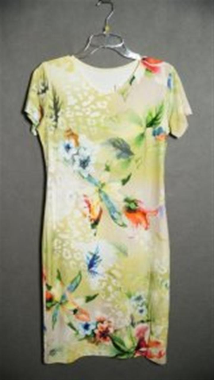 Image of Šaty Partner M20905-Gemini Barva: květinový print, Velikost: 42