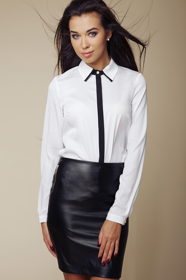 Dámská sukně 605 černá - Ambigante Barva: černá, Velikost: L