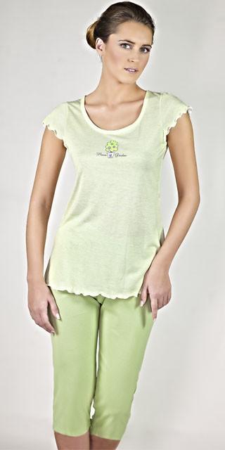Pyžamo 9302 - Vamp barva: šedá, velikost: XL