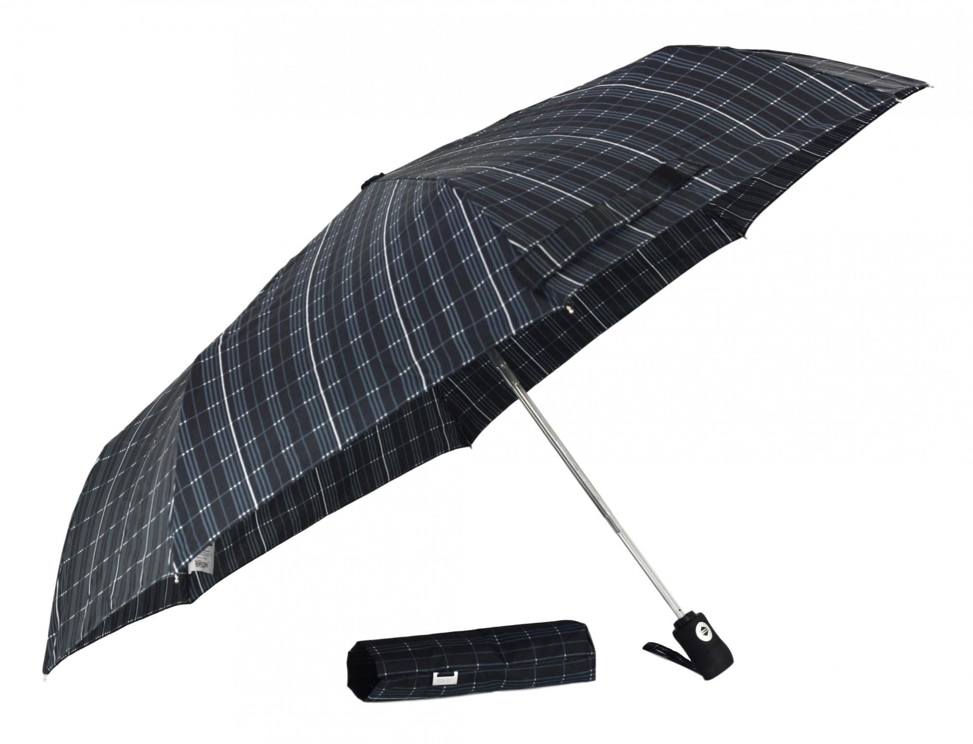 Pánský deštník - 751V - Vogue Barva: káro, Velikost: uni