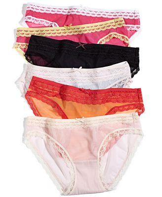 Kalhotky 543189-černá - DKNY Barva: černá, Velikost: L