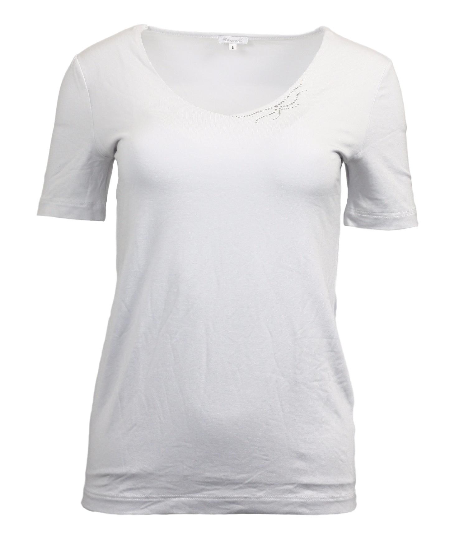 Dámské tričko Linaka kr - Favab bílá L