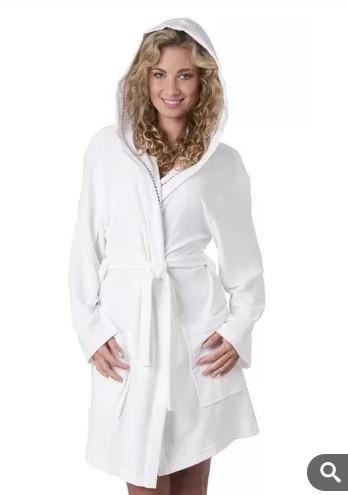 Župan 32640100 Marine-Vestis Barva: bílá, Velikost: L