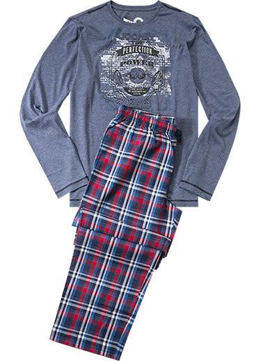 Pánské pyžamo 52262 - Jockey jeans 2XL