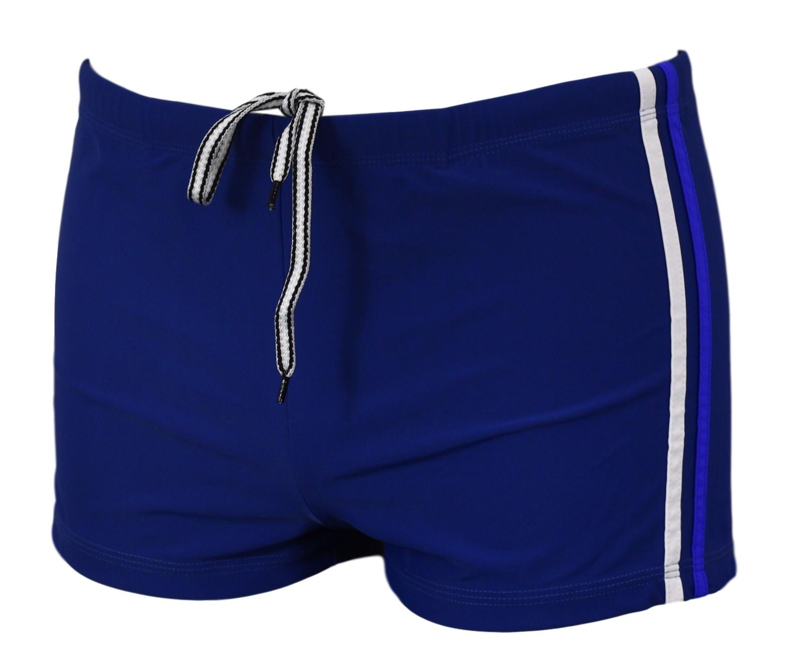 Pánské plavky 1087 - Gemini Barva: modrá, Velikost: XXL