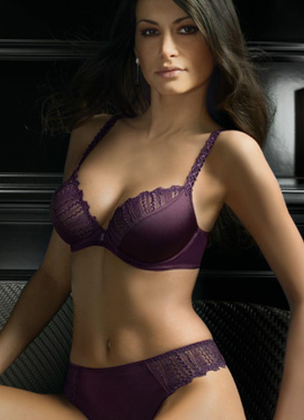 Podprsenka 80609 - Felina Barva: tělová, Velikost: 75B