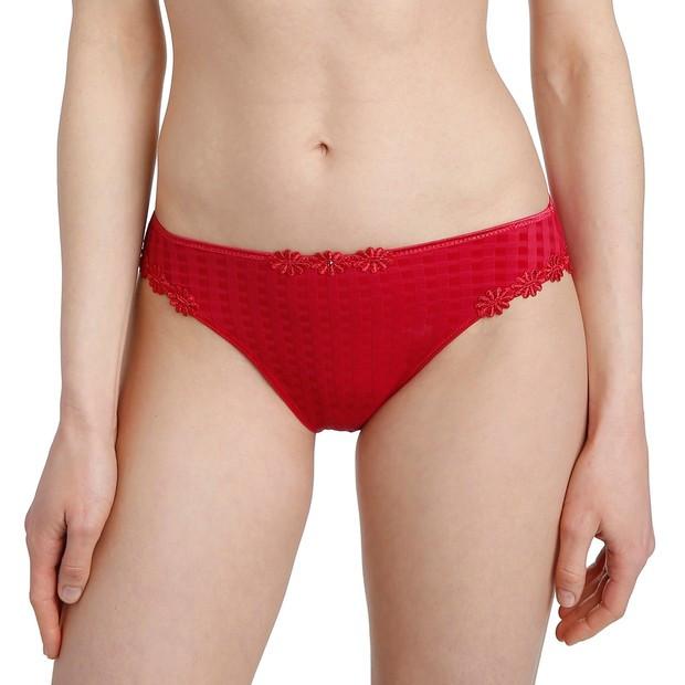 Kalhotky 500413 - Marie Jo Barva: červená, Velikost: XL