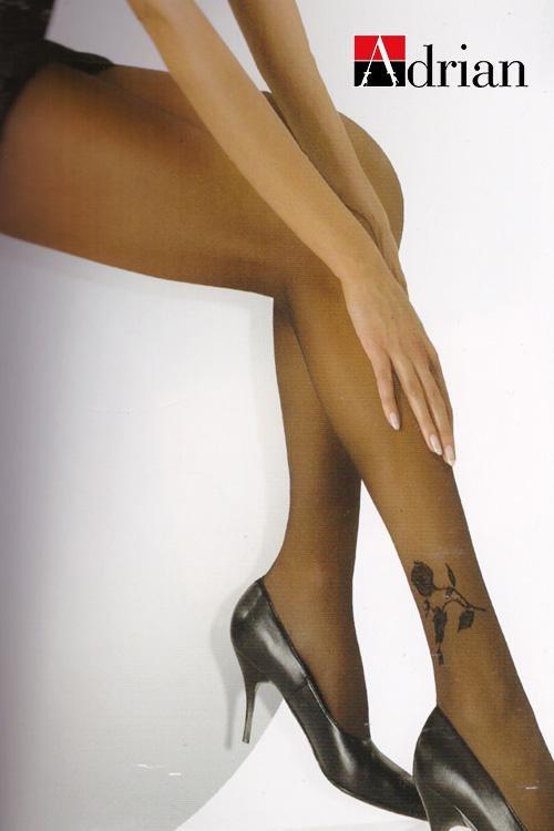 Punčochové kalhoty Adrian Rea 20 DEN - ADRIAN Barva: bílá, Velikost: 3