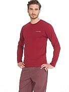 Pánské pyžamo NM1134E - Calvin Klein Barva: červená, Velikost: L