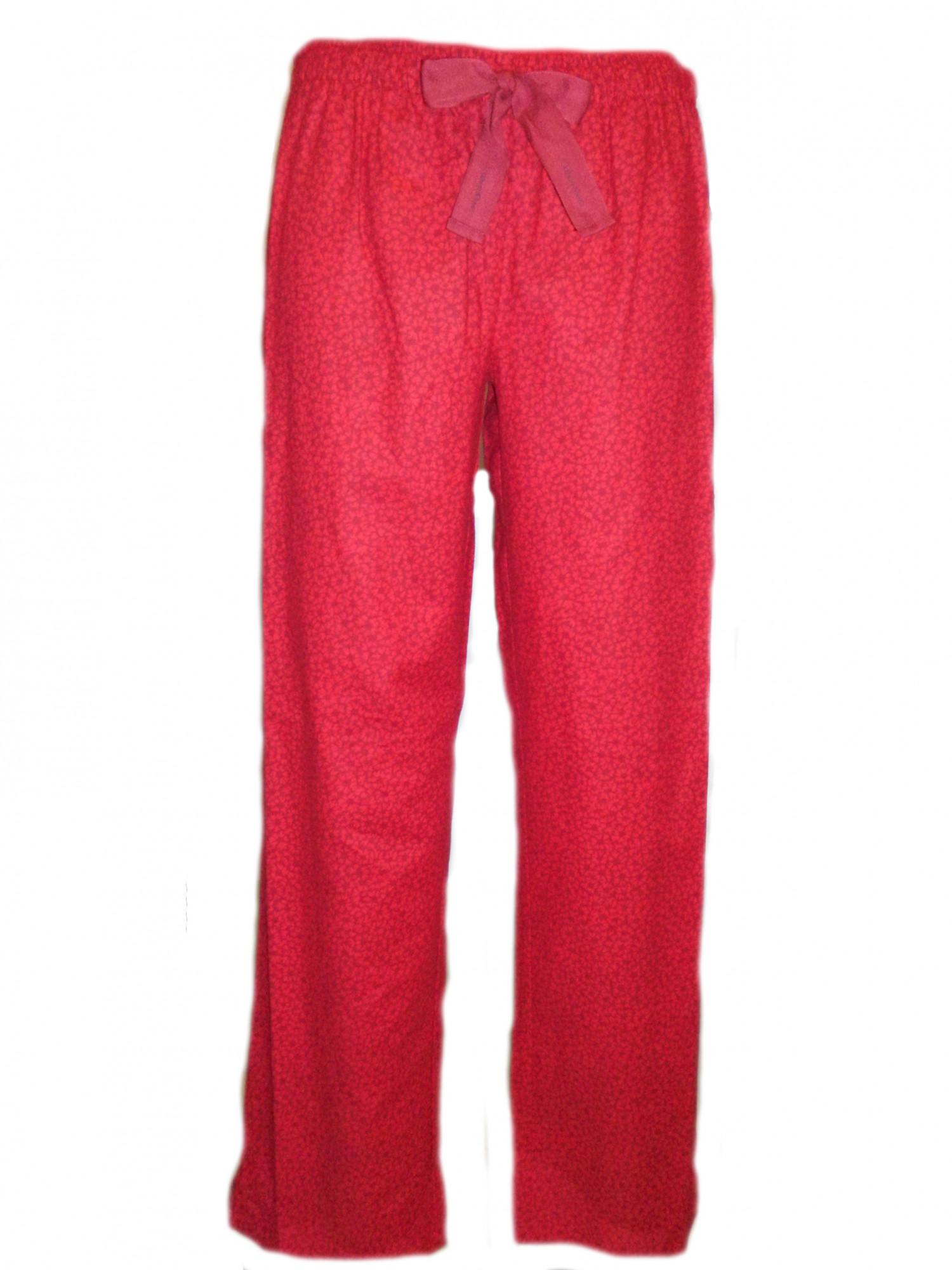 Dámské kalhoty S5209E - Calvin Klein červená L