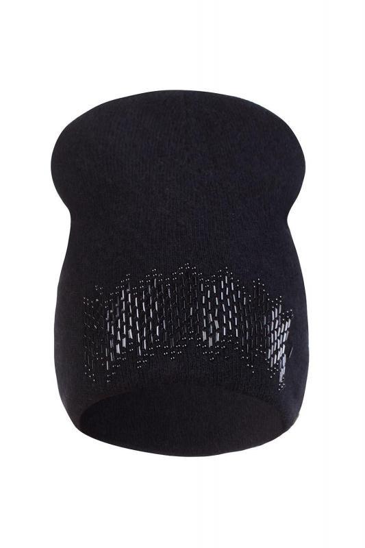 Dámská čepice KA-EST Barva: černá, Velikost: uni