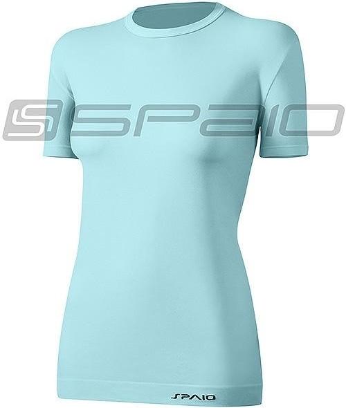 Dámské tričko T-Shirt Spaio Relieve W01 sv.modrá L/XL