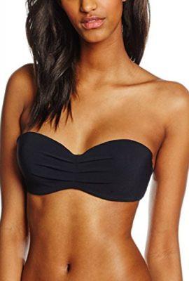 Dámské plavky vrchní díl K9WC021017 - Calvin Klein Barva: černá, Velikost: 70D
