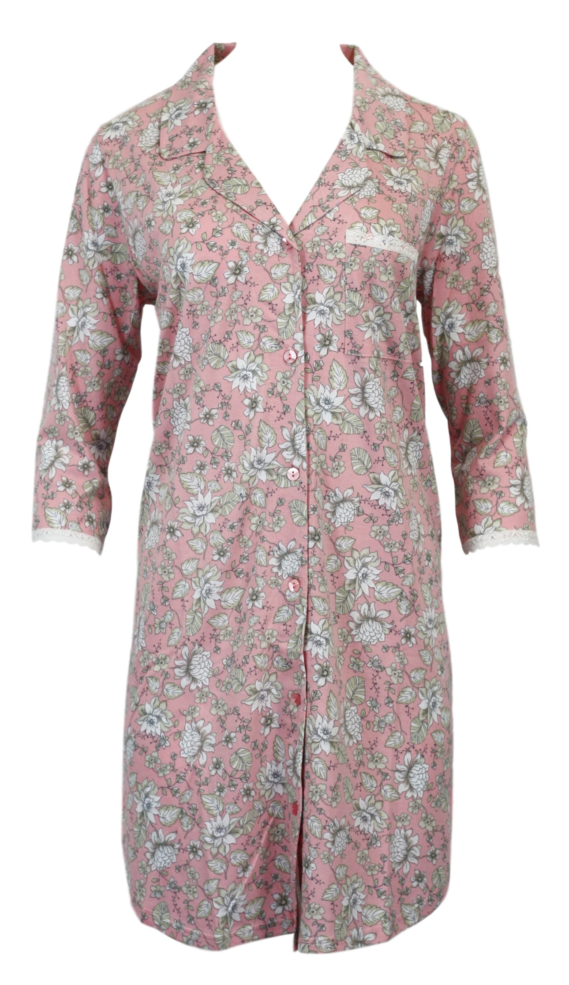 Dámská noční košile 6025 - Vamp růžová XS