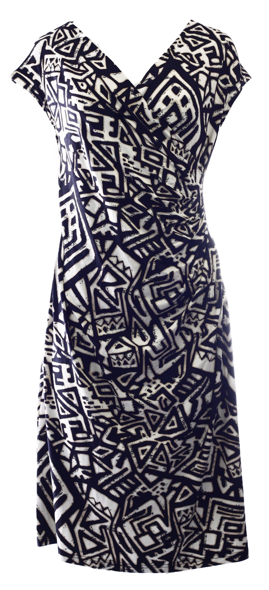 Dámské šaty 6205 - Vamp Barva: originál, Velikost: M