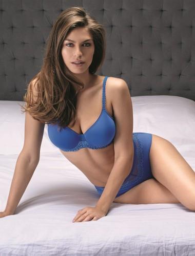 Podprsenka 806812 - modrá - Felina Conturelle Barva: modrá-kobalt, Velikost: 85B