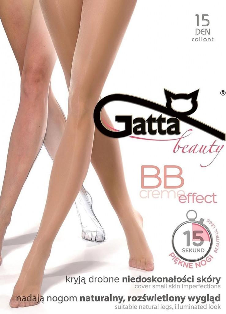 Punčochové kalhoty BB Creme Effect 15 DEN - Gatta Barva: golden, Velikost: 2-S