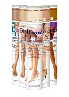 Punčochy ve spreji AirStocking DIAMOND LEGS 56.7g Barva: party, Velikost: uni