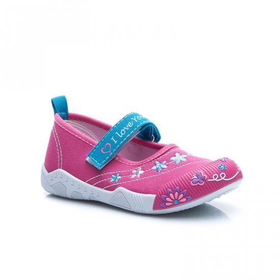 Dětské růžové balerínky - Fashion Boty Barva: růžová, Velikost: 29
