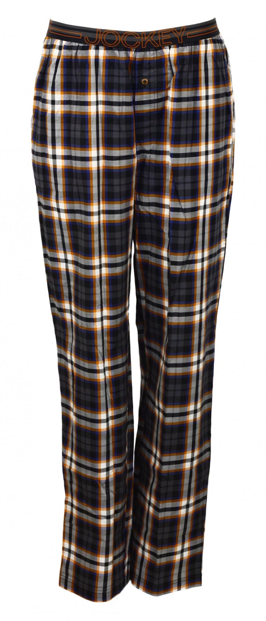 Pánské kalhoty 547506H - Jockey černá kostka L