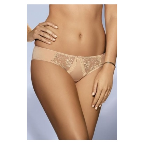 Dámské kalhotky 1401 - Ava Barva: béžová, Velikost: L