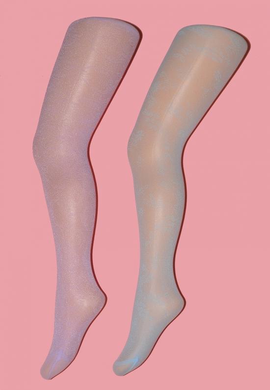 Dětské punčocháče 3018 - Anna Barva: fialová, Velikost: 146