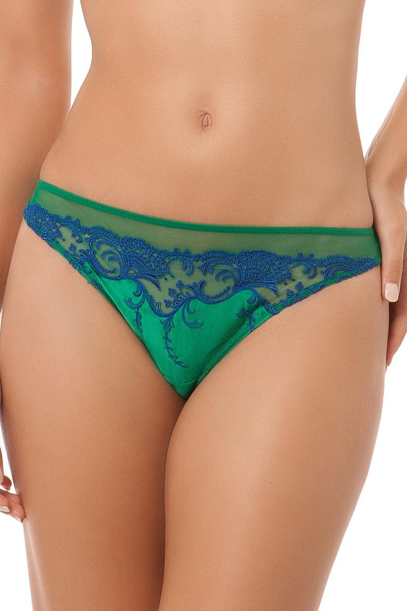 Tanga ACC0080 - Lise Charmel Barva: zeleno-modrá, Velikost: M