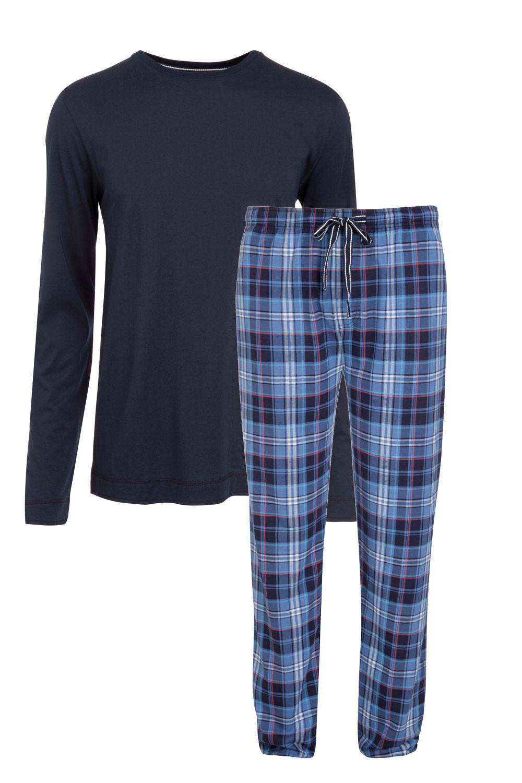 Pánské pyžamo 500002 - Jockey Barva: modrá, Velikost: L