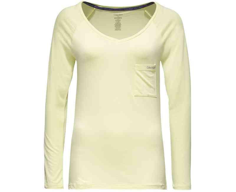 Dámské tričko QS5539E - Calvin Klein Barva: světlé zelená, Velikost: XS