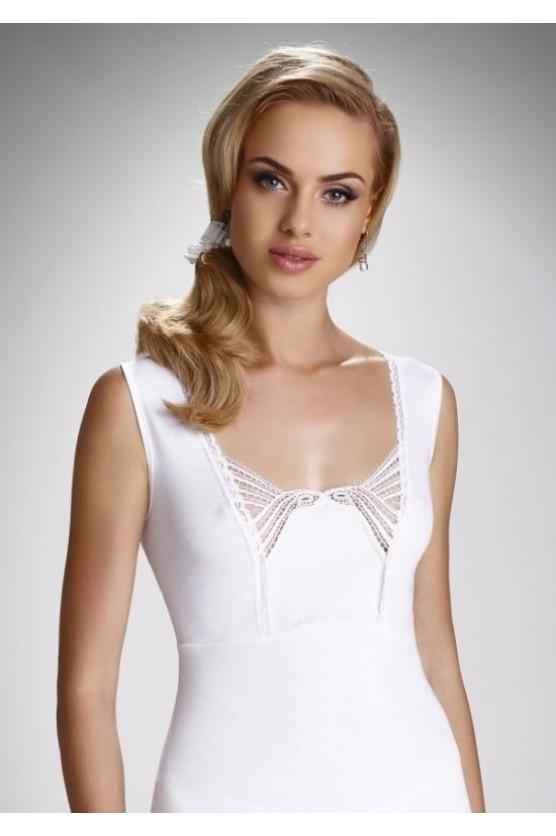 Košilka Eldar Brigitte Barva: bílá, Velikost: L