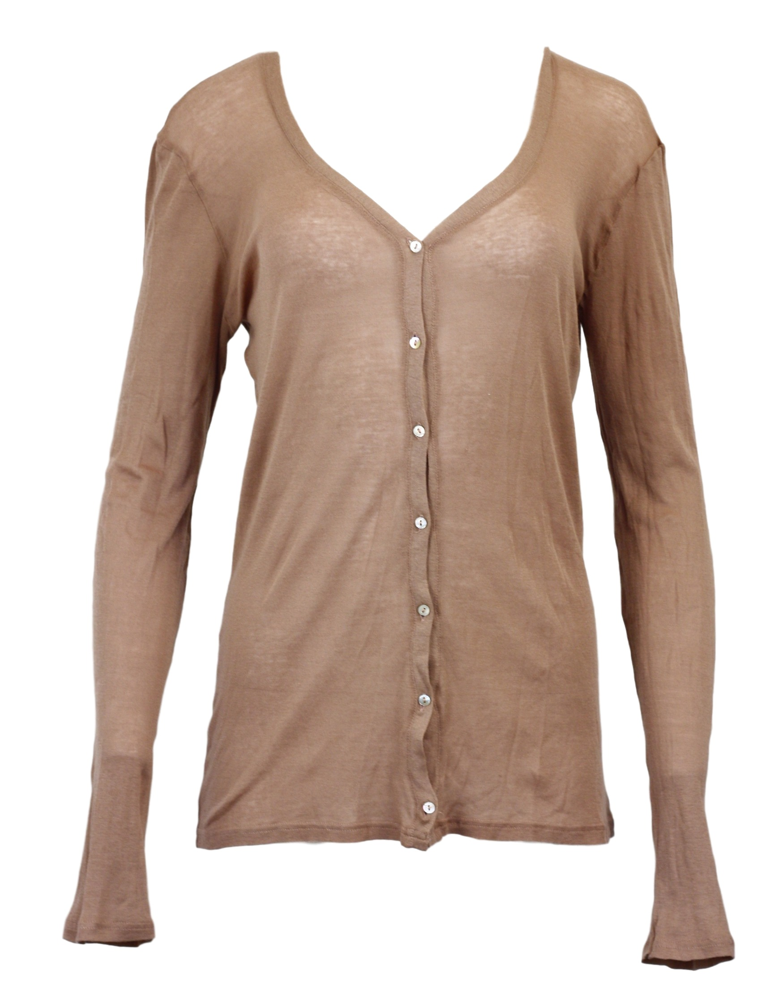Dámský svetřík Vintage jacket - Rich Royal Barva: béžová, Velikost: XL