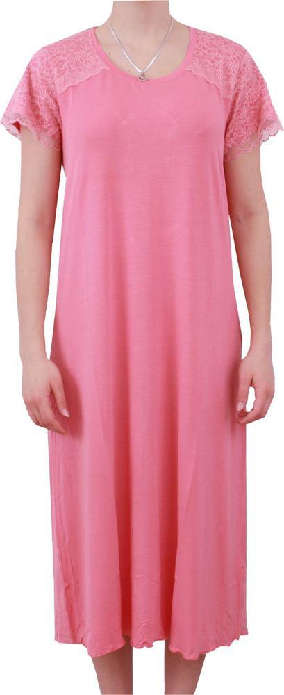 Dámská noční košile 3174 - Vamp Barva: cappucino, Velikost: XL