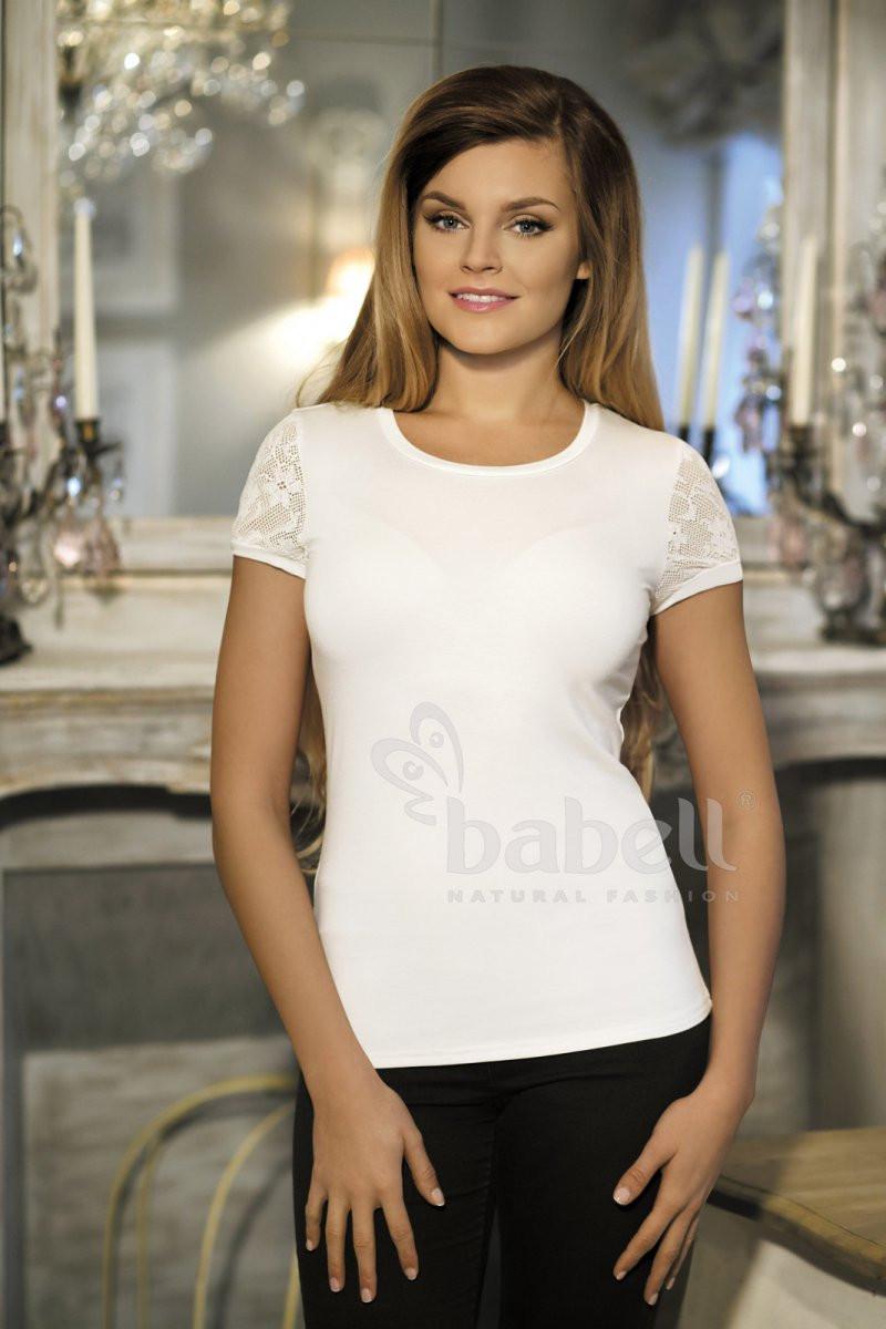 Halenka Kamelia - Babell Barva: bílá, Velikost: XL