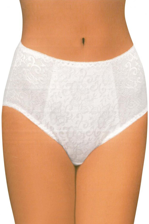 Dámské kalhotky Nr 195 - MoDo Barva: bílá, Velikost: XXL