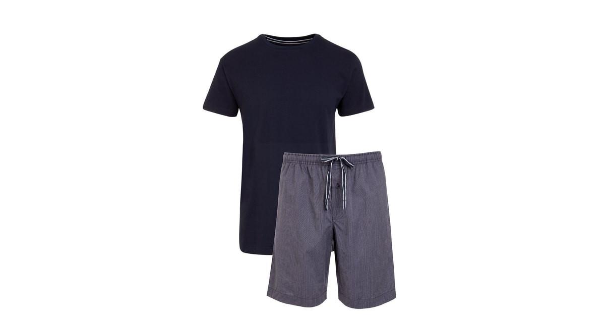 Pánské pyžamo 500202 -Jockey Barva: tm.modrá, Velikost: L
