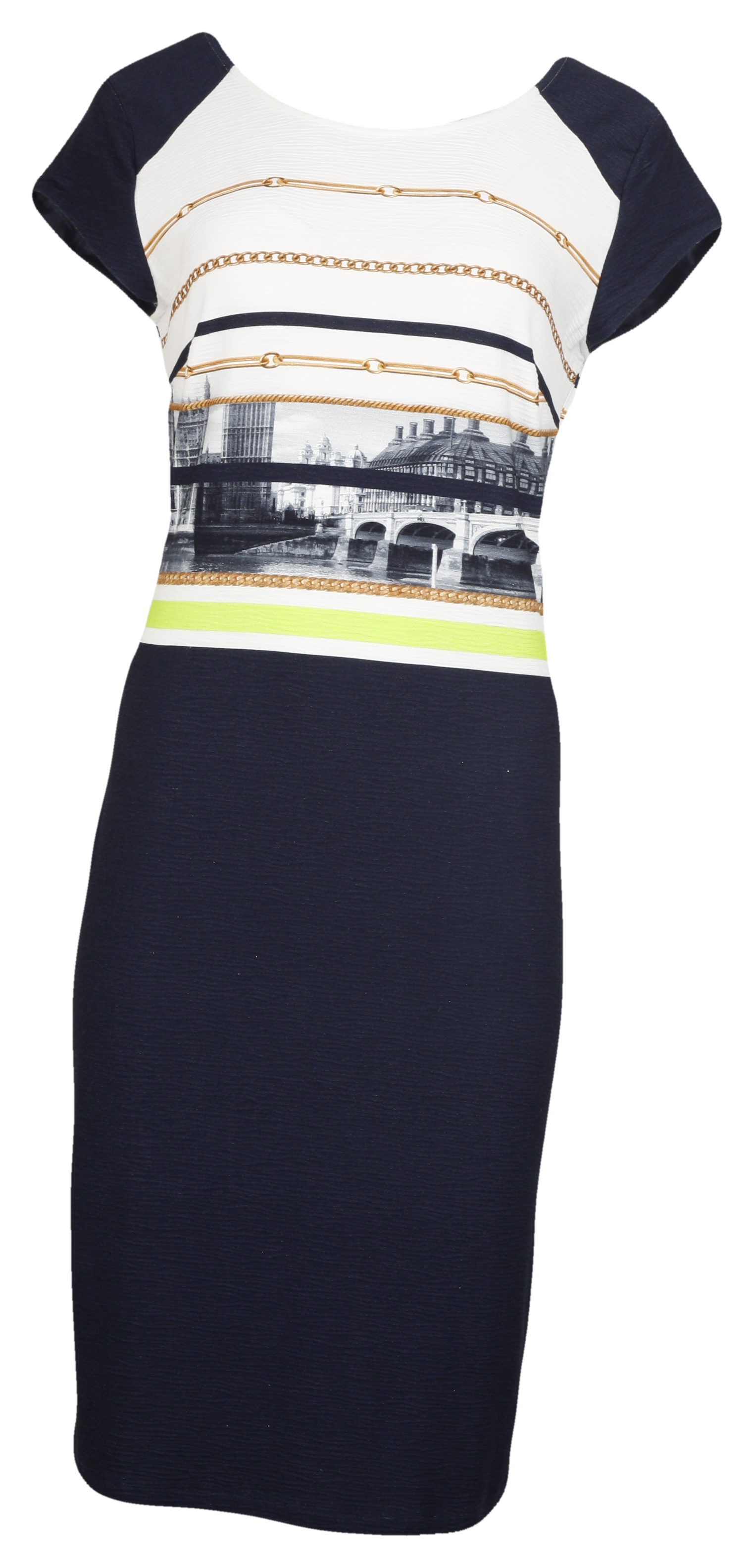 Dámské šaty 2175 - Gonera originál 42