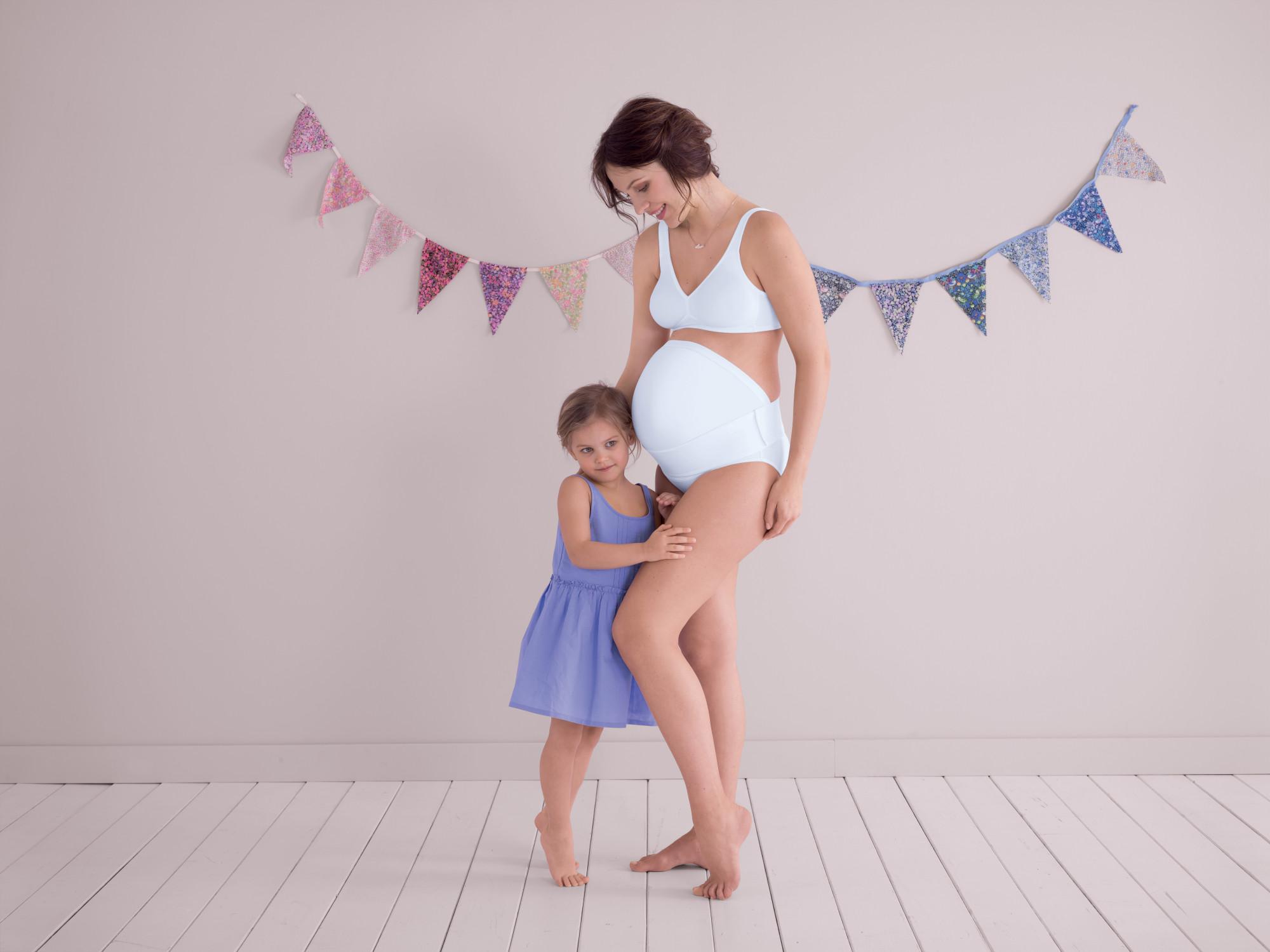 Těhotenský pás Baby Belt 1708 - Anita Barva: tělová, Velikost: 44-46