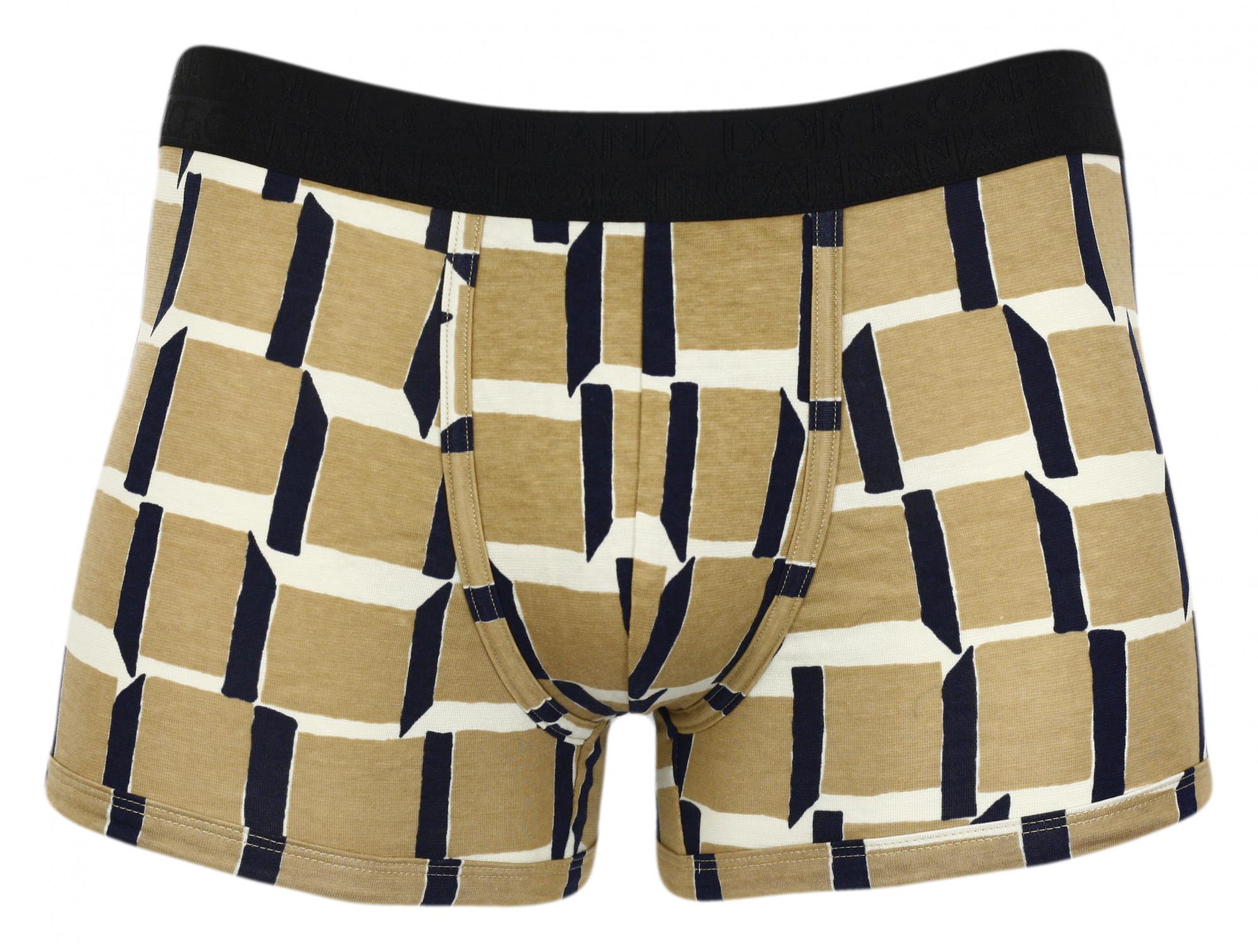 Pánské boxerky M10990 - Dobce Gabbana Barva: original, Velikost: S