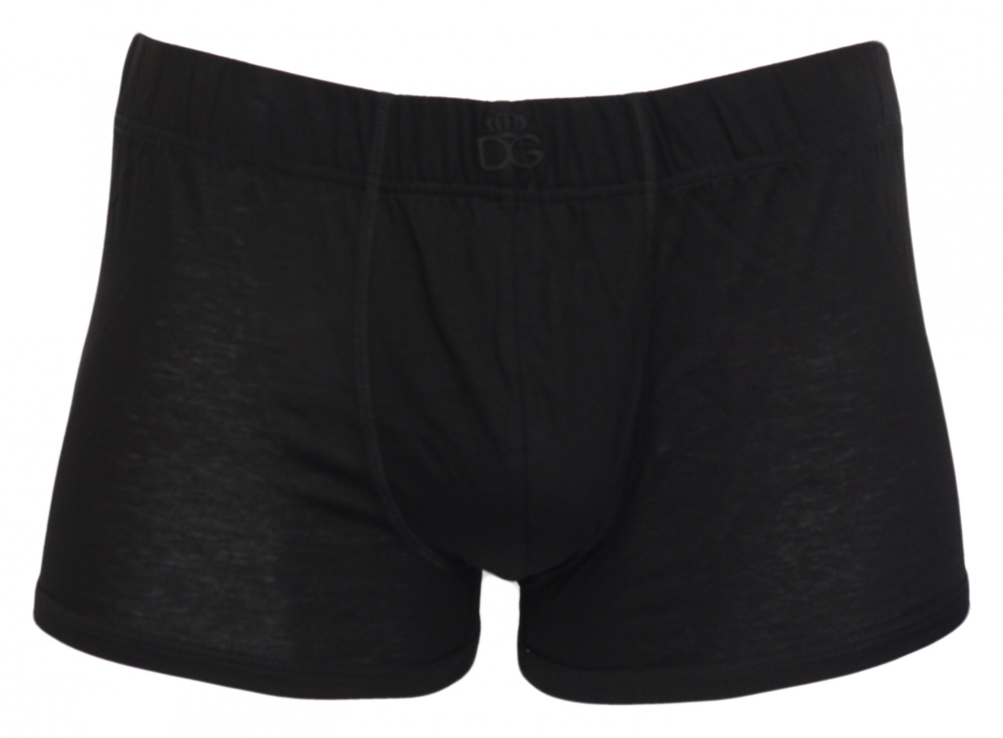 Pánské boxerky M10888 - Dolce Gabbana Barva: černá, Velikost: L