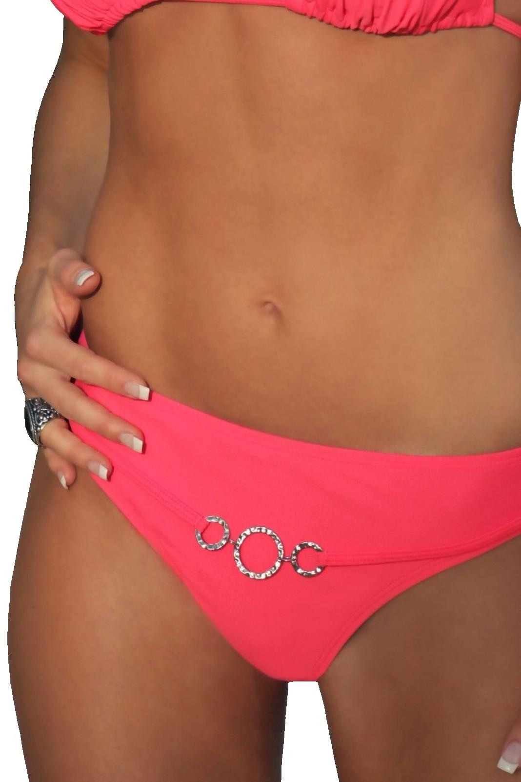 Plavky Gaja dolní díl - Donna Barva: růžová, Velikost: S