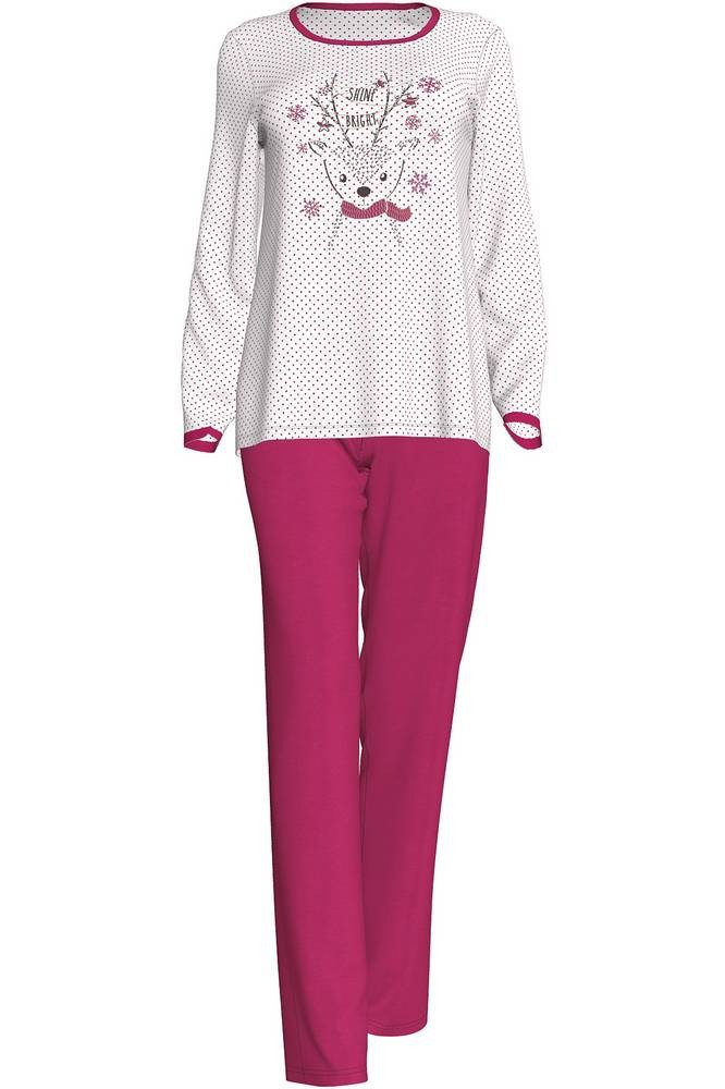 Dámské pyžamo 4999 - Vamp Barva: originál, Velikost: M
