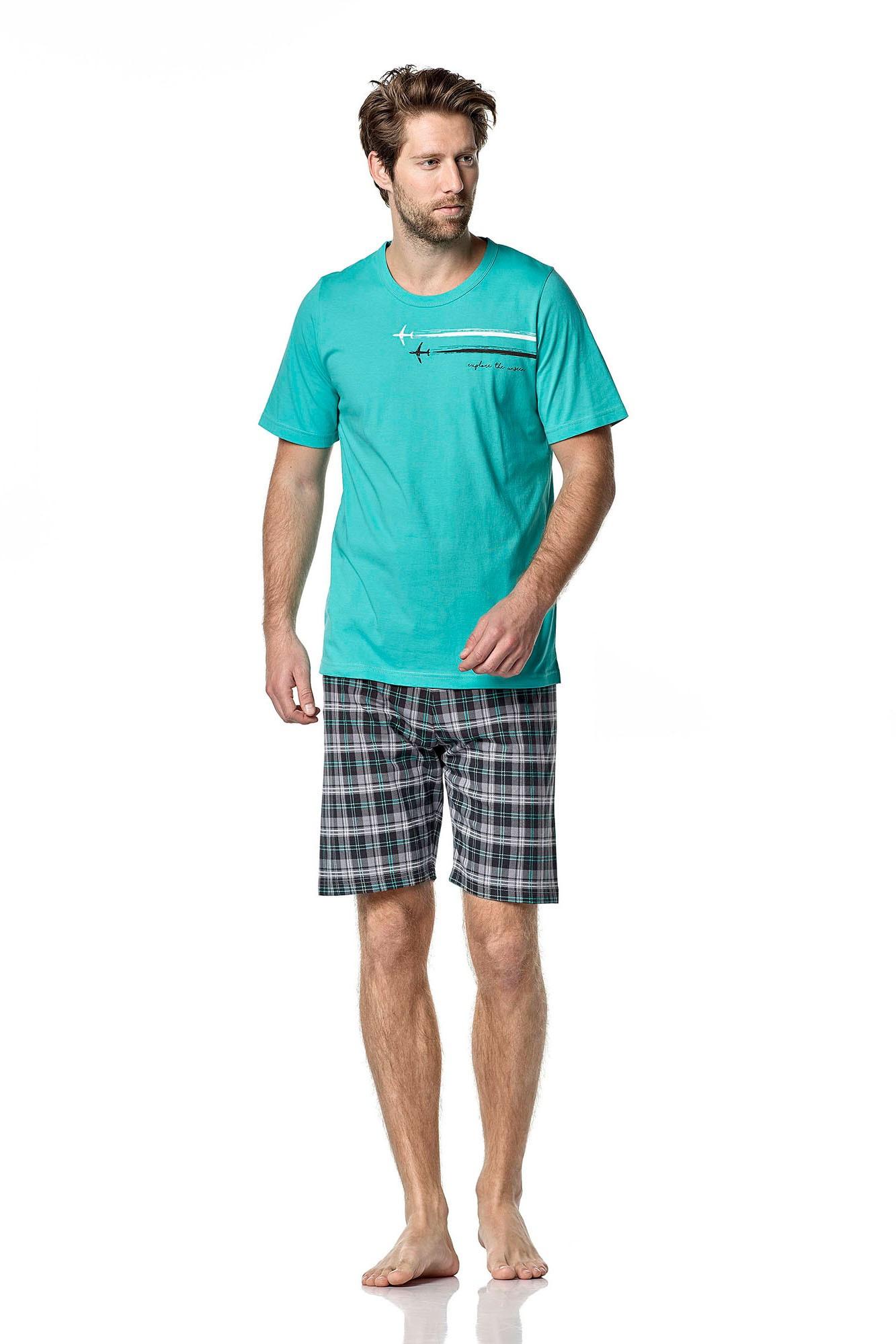 Pánské pyžamo 5048 - Vamp Barva: originál, Velikost: L