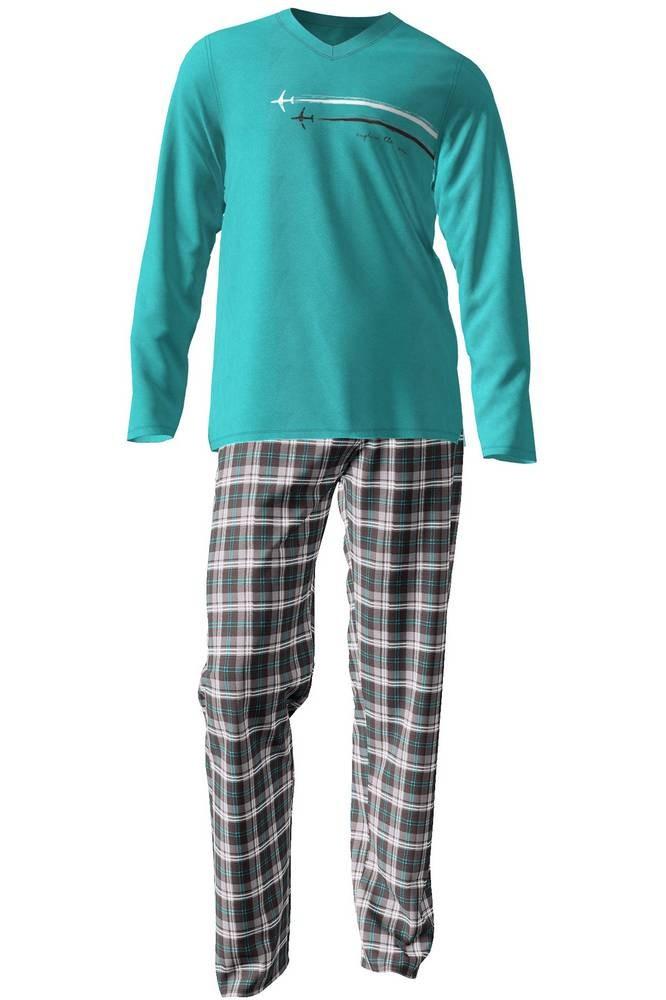 Pánské pyžamo 5047 - Vamp Barva: originál, Velikost: M