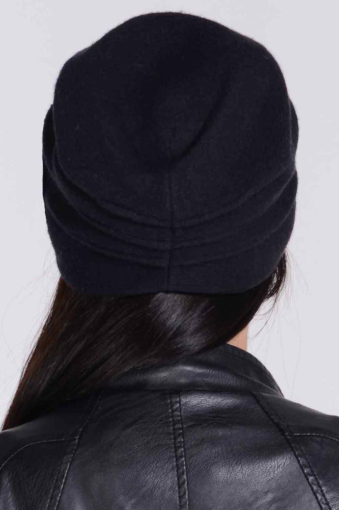 Dámská čepice KA-LEN - Kamea Barva: černá, Velikost: uni